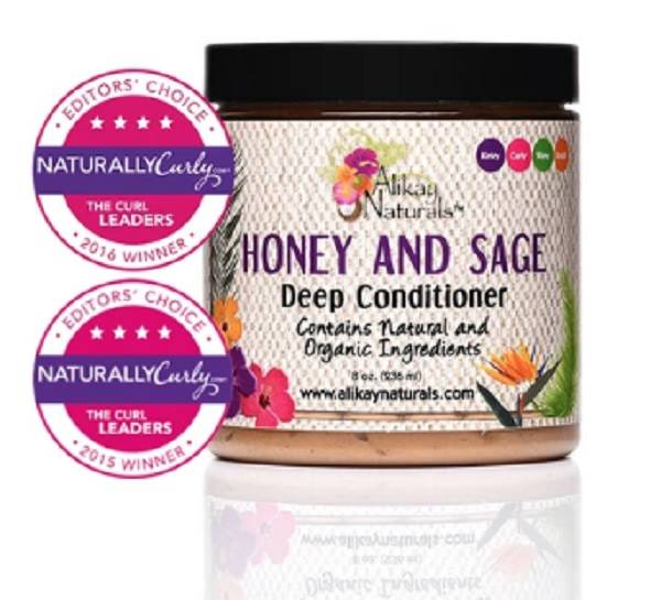 AliKay Naturals, Honey & Sage Deep Condtioner, 30 ml
