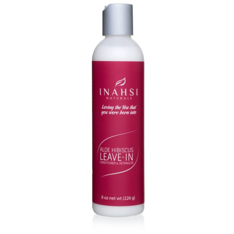 INAHSI Aloe Hibiscus Leave-in Conditioner, 59 and 237 ml*