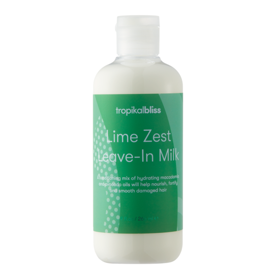 TropikalBliss Lime Zest Leave-in Milk, 266 ml*