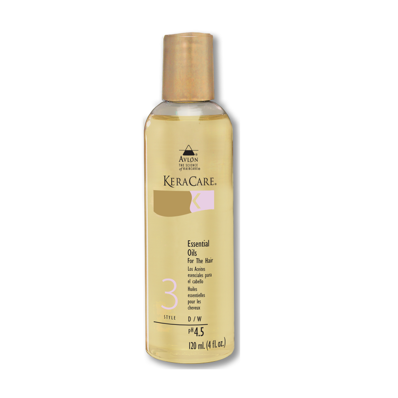 KeraCare Essential Oils for the Hair, 120ml