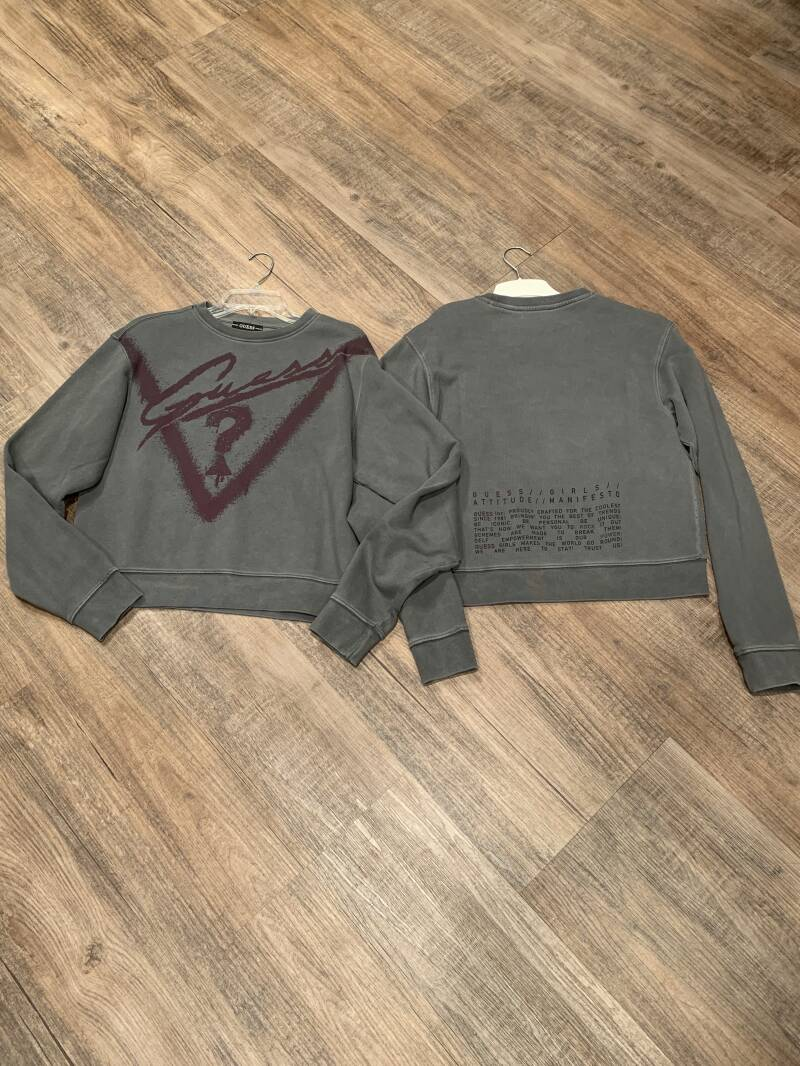 Guess sweater grey