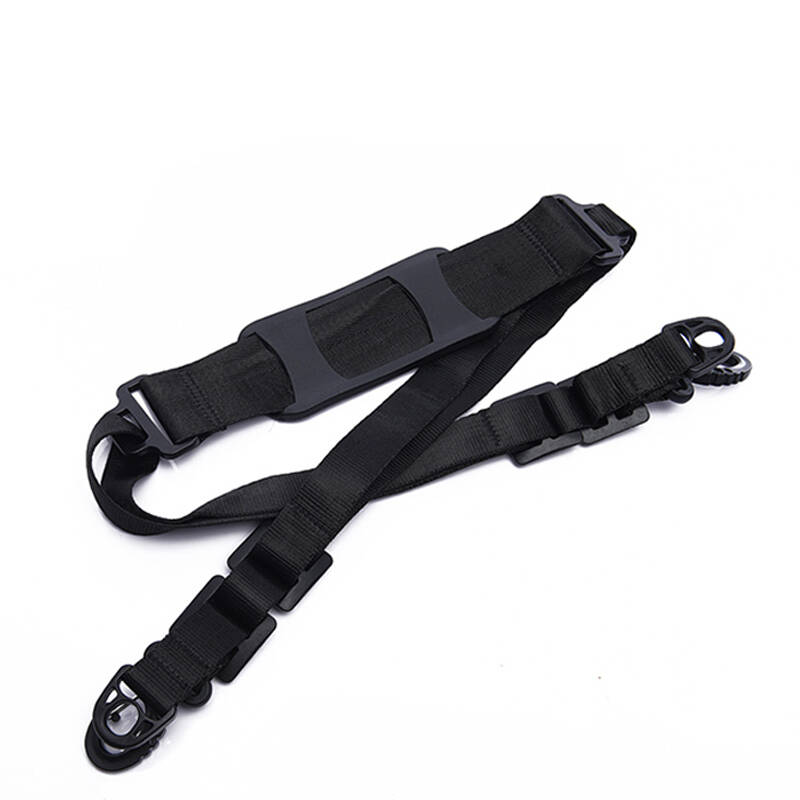 Convenient Shoulder Carry Strap For The STEPPIE S35