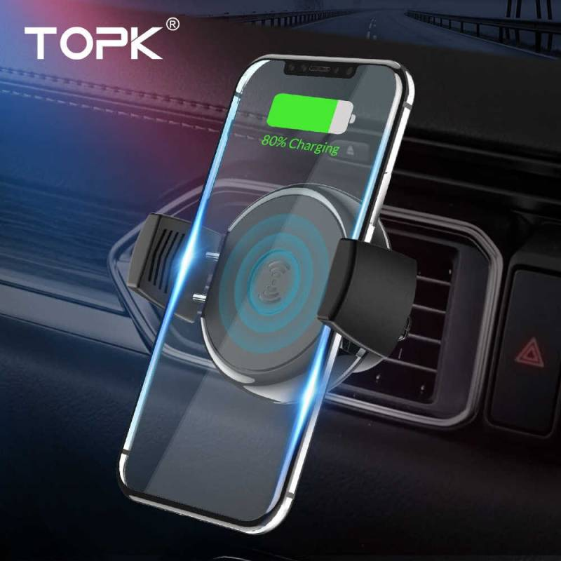 Wireless Charger And Phone holder 10W