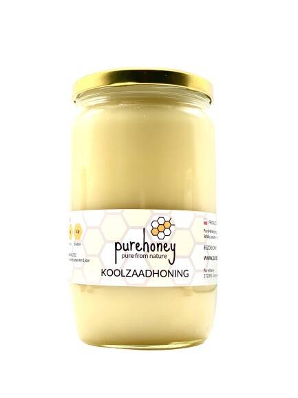 Koolzaadhoning XL (1000g)