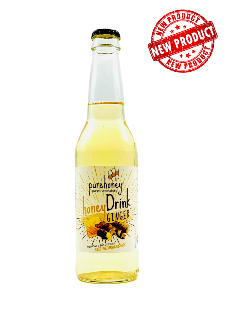 Lemoniada Pure Honey Drink™ Imbirowa