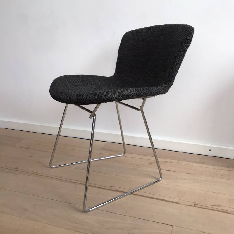 Dining chair by Harry Bertoia for Knoll Int.