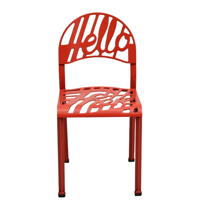 """HelloThere"" chair by Artifort"