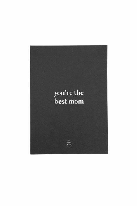 Kaart You`re the best mom
