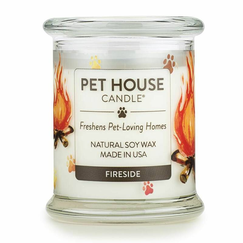 Pet House Candle | Fireside