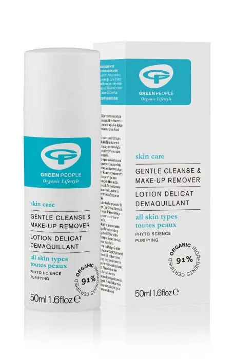 Green People Gentle Cleanse & Make-Up Remover 50ml