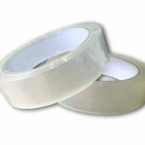 Clear Tape 25mm x 66mm