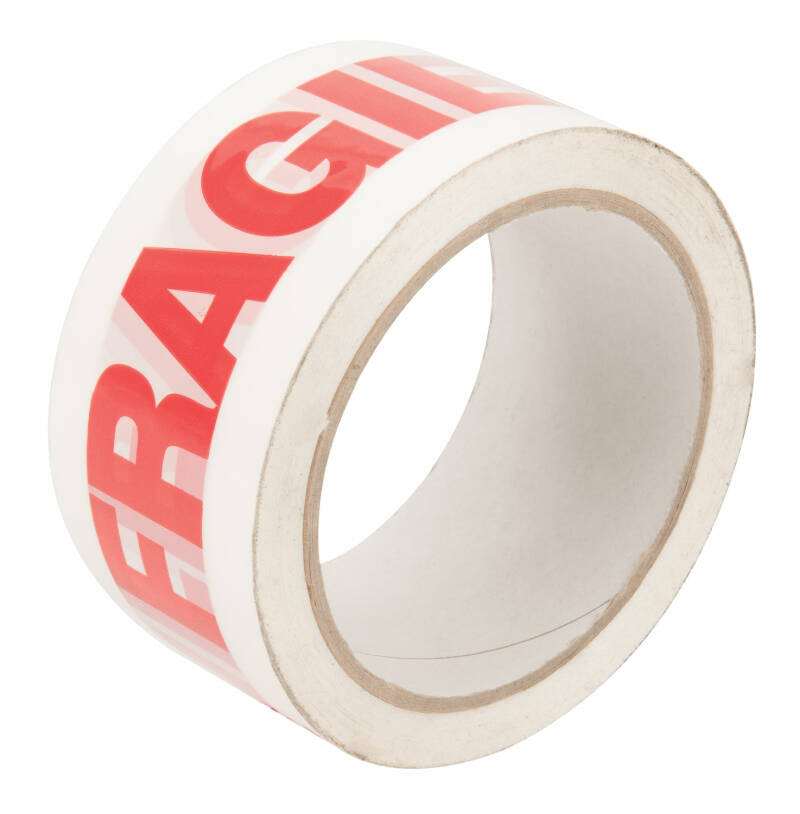 Fragile Printed Tape 48mm x 66mtrs.