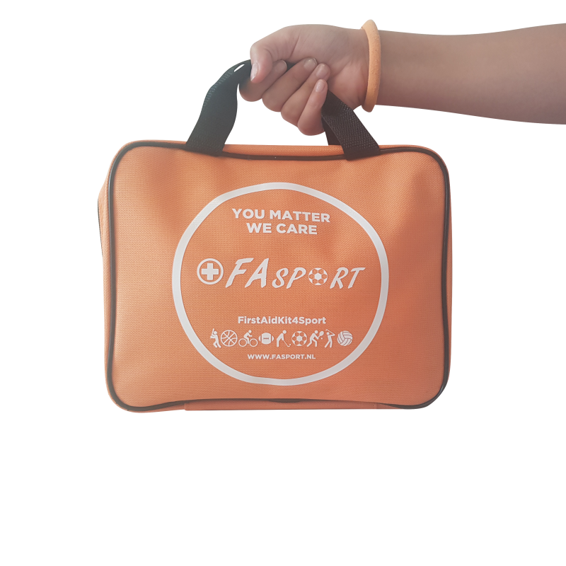 FIRST AID KIT 4 VOETBAL