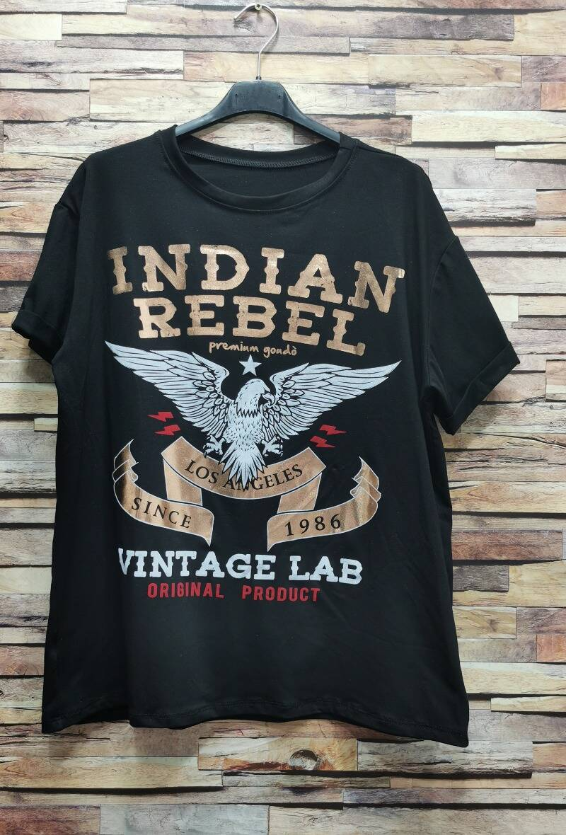 T-Shirt Indian Rebel