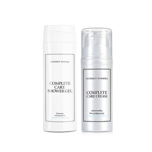 Complete Care Gel + Complete Care Cream
