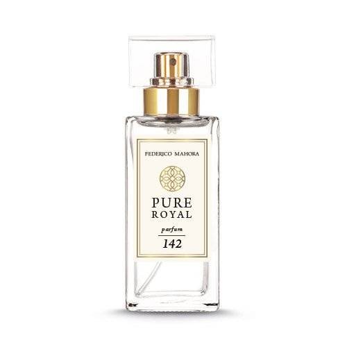FM 142 PARFUM FEMME - PURE ROYAL COLLECTION 50ML