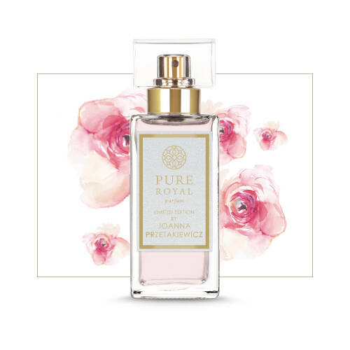 PURE ROYAL COLLECTION - LIMITED EDITION BY JOANNA PRZETAKIEWICZ FEMME PARFUM 50 ml