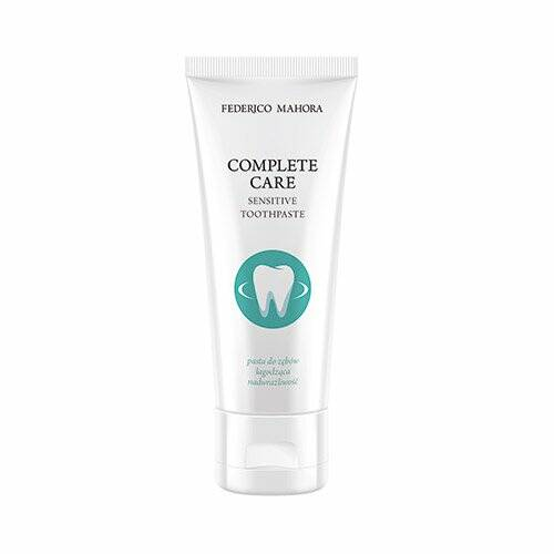 Complete Care sensitive toothpaste
