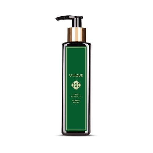 UTIQUE RELAXING RITUAL LUXURY MASSAGE OIL 200 ML