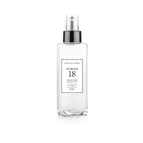 PERFUMED BODY MIST 18 150 ML FEDERICO MAHORA
