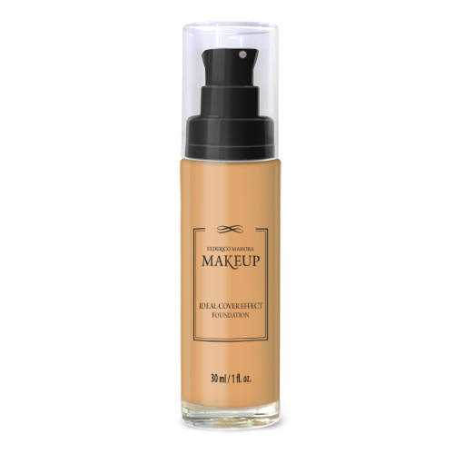 IDEAL COVER EFFECT FOUNDATION Toffee