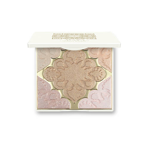 ALAYA MAKEUP GLASS SKIN HIGHLIGHTER PALETTE