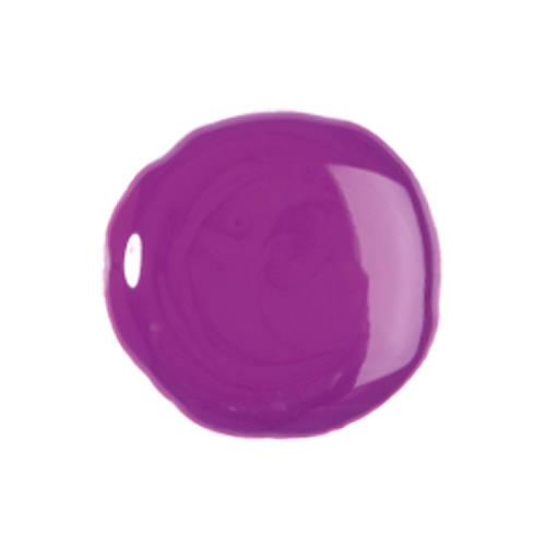 Nail lacquer gel finish HYPNOTIC PLUM