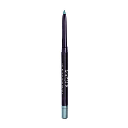 Long-Lasting automatic eyepencil Metallic Teal