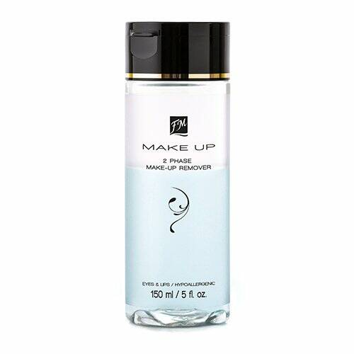 2 Phase make-up remover