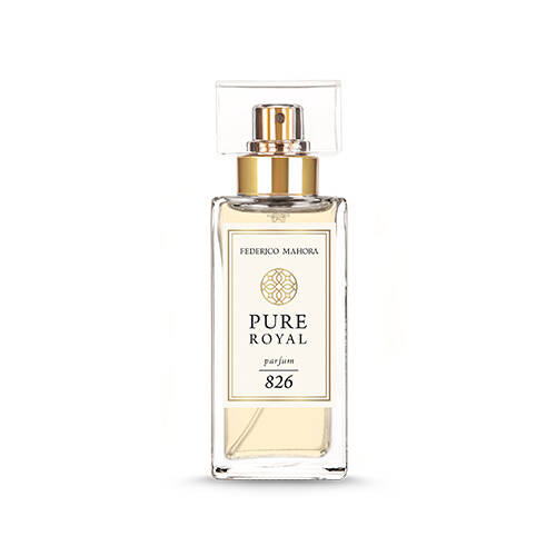 FM 826 PARFUM FEMME - PURE ROYAL COLLECTION 50 ML