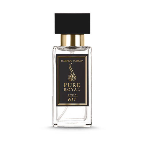 FM 611 PARFUM - PURE ROYAL COLLECTION