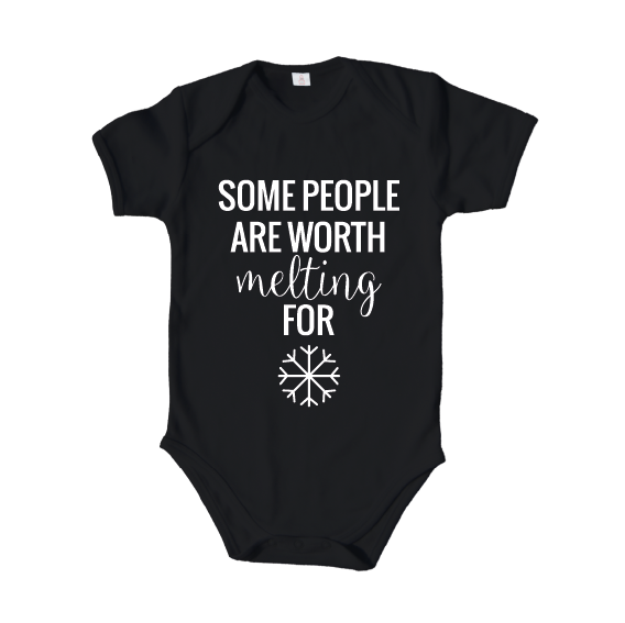 Rompers | Some people are worth melting for