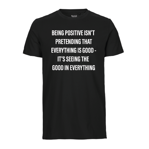 Positivitees | Being positive