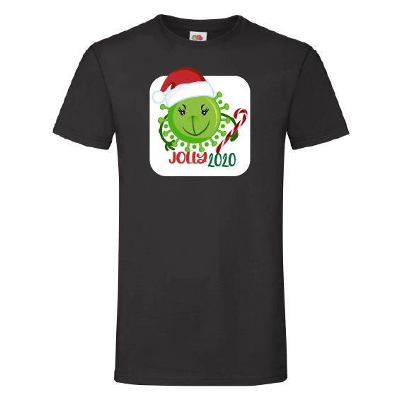 Kerst T-Shirts | Jolly Grinch