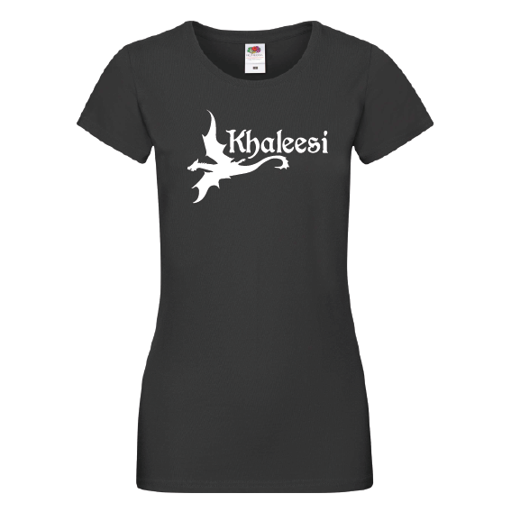 Geek t-shirts GOT | Khaleesi