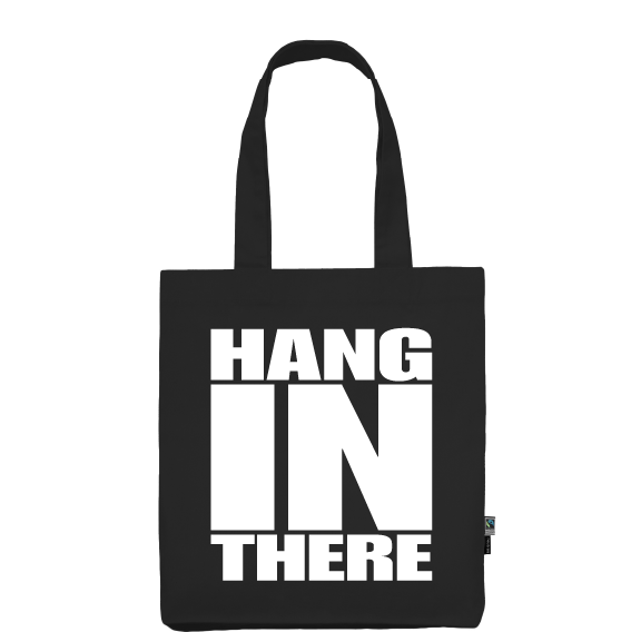 Totebag | Hang in there