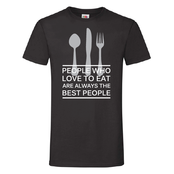 Food t-shirts | People who love to eat