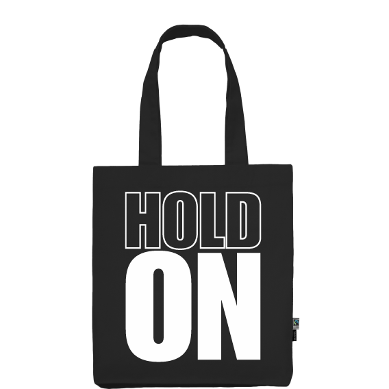 Totebag | Hold on