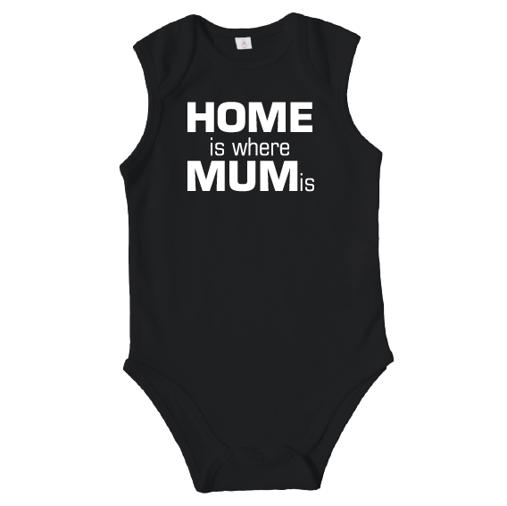 Rompers | Home is where mum is