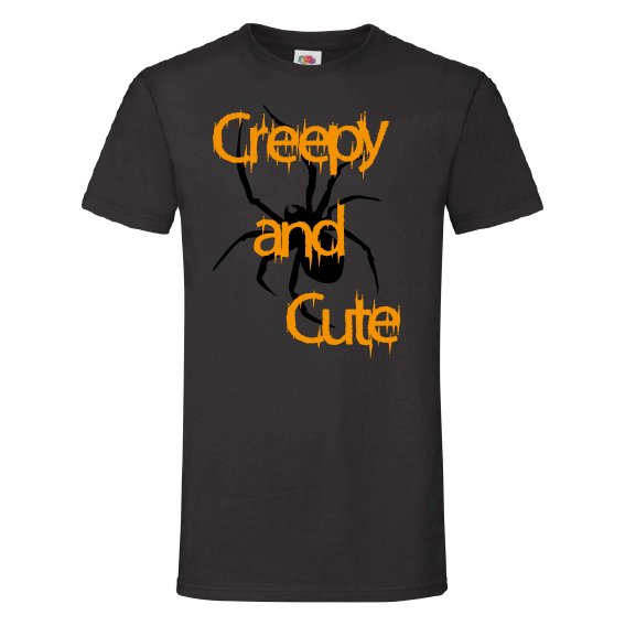 Halloween t-shirts | Creepy and Cute