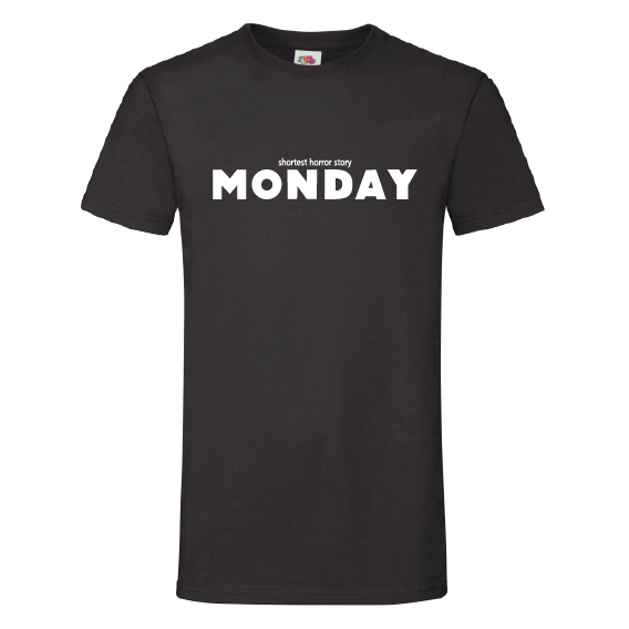 Dagen t-shirts | Shortest horror story