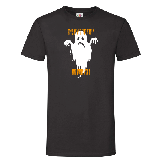 Halloween t-shirts | It's never too early for Halloween