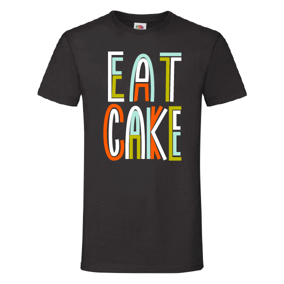 Food t-shirts | Eat cake