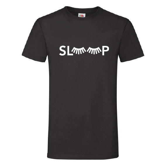 Woorden t-shirts | Sleep