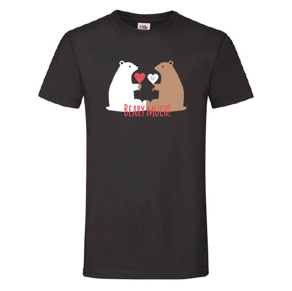 Valentijn t-shirt | Love you beary much