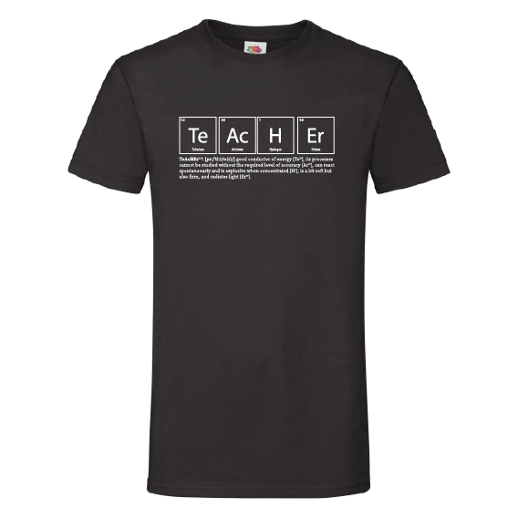 School t-shirts | Teacher
