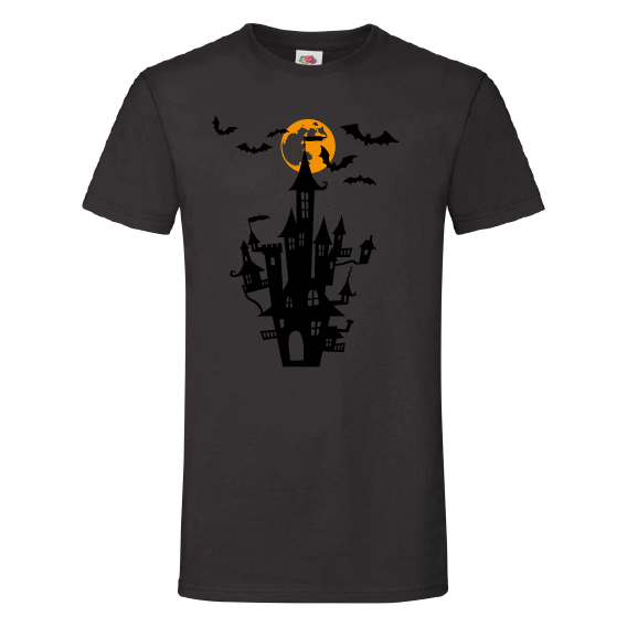 Halloween t-shirts | Castle of dracul