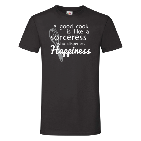 Food t-shirts | A good cook