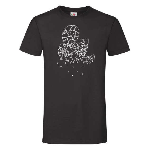Ampersand t-shirt | Scattered ampersand