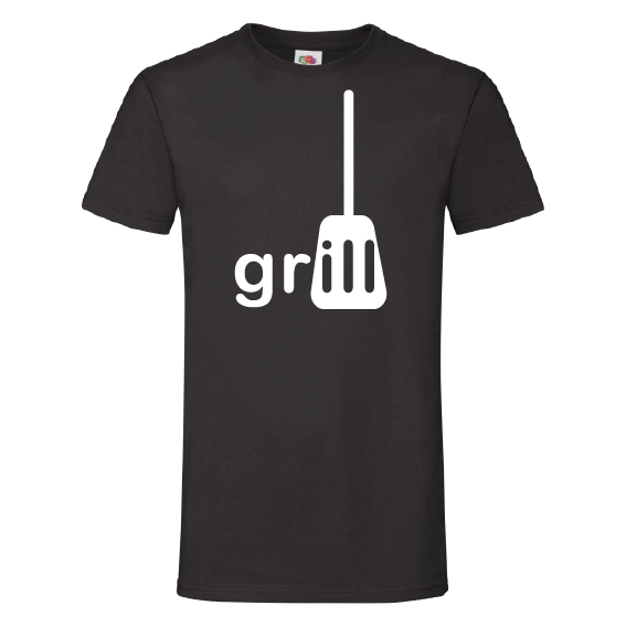 Woorden t-shirts   Grill